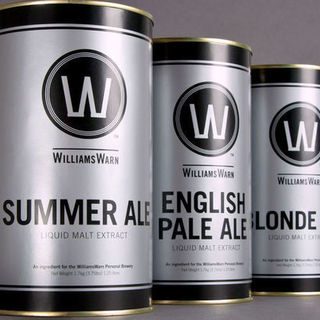 Williams Warn Beer Kits
