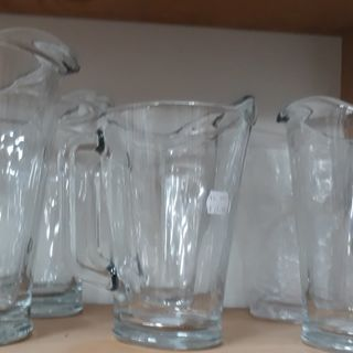 Plastics and Glassware
