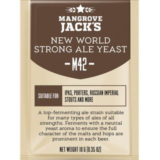 M42 New World Strong Ale Yeast Sachet