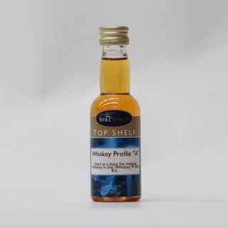 Top Shelf Whisky Profile A