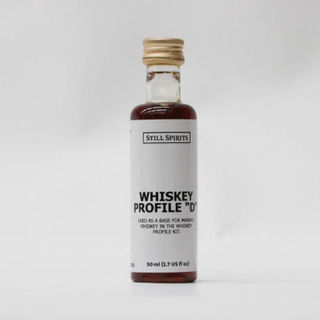 Top Shelf Whisky Profile D