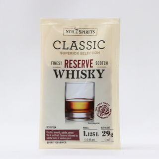 Classic Finest Reserve Whiskey