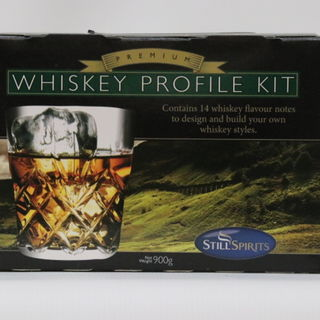 Premium Whisky Profile Kit