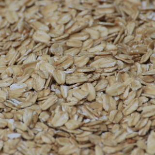 Rolled or Flaked Oats