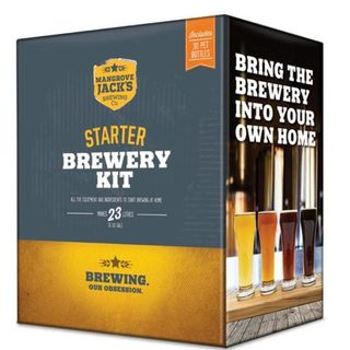 Mangrove Jack's Traditional Series Starter Brewery Kit with PET Bottles