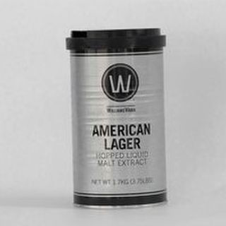 Williams Warn American Lager