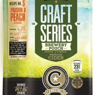 Craft Series Passion & Peach Cider