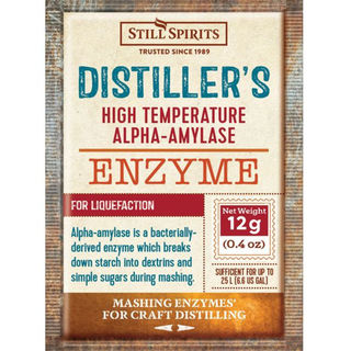 Still Spirits Distiller's High Temp Alpha Amylase Enzyme