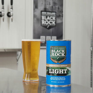 Black Rock Light Liquid Malt Unhopped 1.7kg