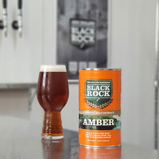 Black Rock Amber Liquid Malt Unhopped 1.7kg