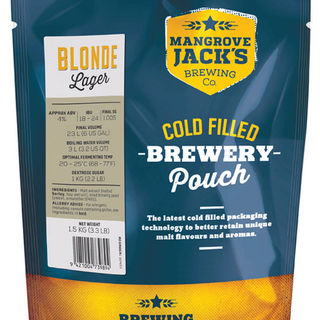 MJ Blonde Lager Pouch 1.5kg
