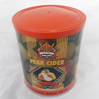 Brigalow Pear Cider Makes 18L