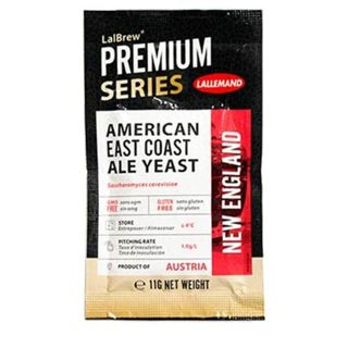 Lallemand American East Coast New England yeast 11g