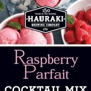 Raspberry Parfait Cocktail Mix 500ml