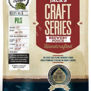 Mangrove Jack's Craft Series Pilsner with Dry Hops