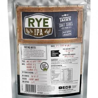Mangrove Jack's Craft Series Rye IPA