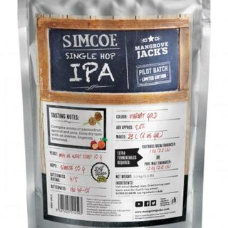 Mangrove Jack's Craft Series Single-Hopped IPA with Simcoe