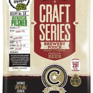 Mangrove Jack's Craft Series NZ-Hopped Pilsner