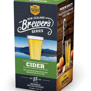 NZ Brewer's Series Apple Cider