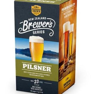 NZ Brewers Series Pilsner