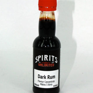 Spirits Unlimited Dark Rum