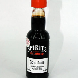 Sprits Unlimited Gold Rum