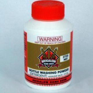 Bottle Wash Powder 275g