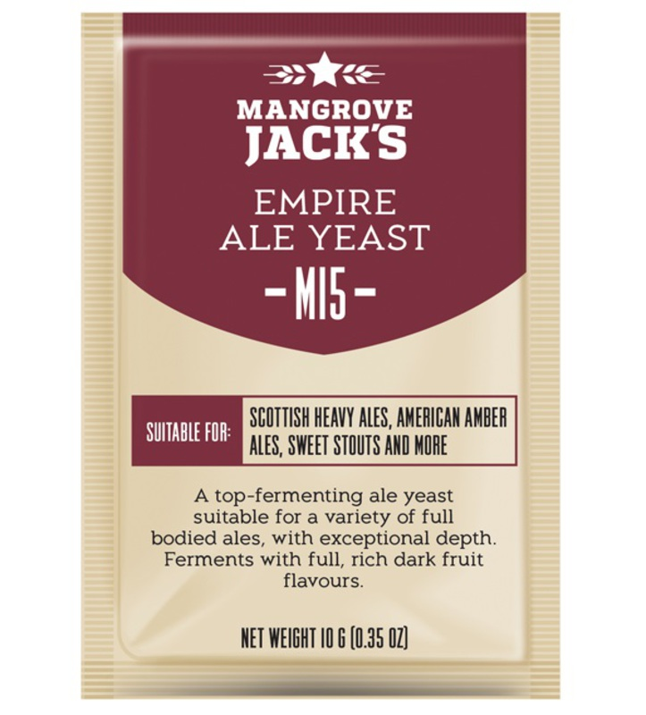 M15 Empire Ale Yeast Sachet