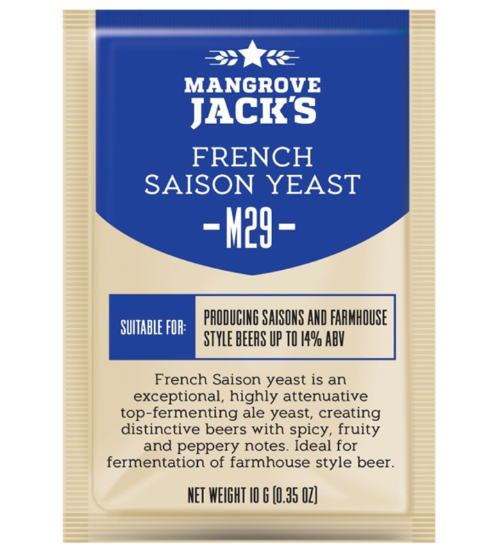 M29 French Saison Yeast Sachet