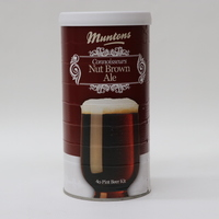 Muntons Connoisseurs Nut Brown Ale 1.8kg