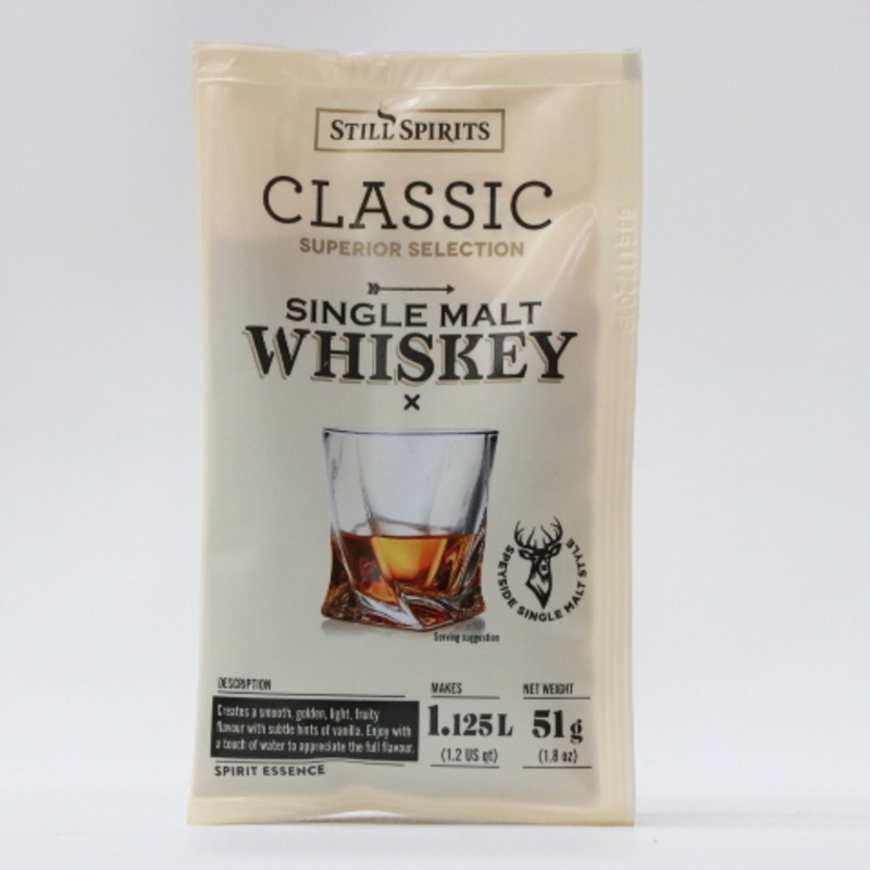 Classic Single Whisky