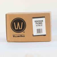 Williams Warn Bohemian Pilsner 10L Kit