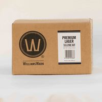 Williams Warn Premium Lager 10L Kit
