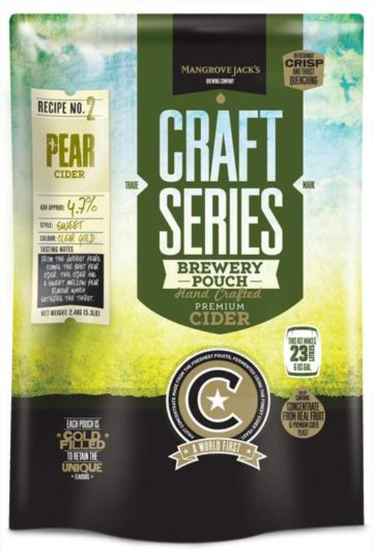 Craft Series Pear Cider