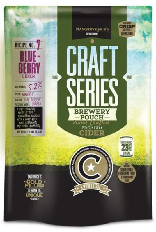 Craft Series Blueberry Cider