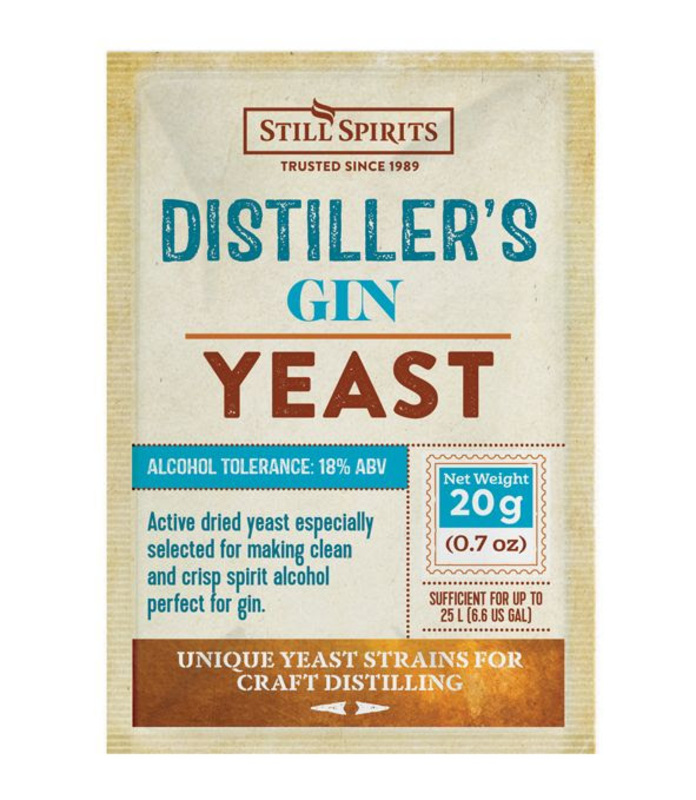 Still Spirits Distiller's Gin Yeast