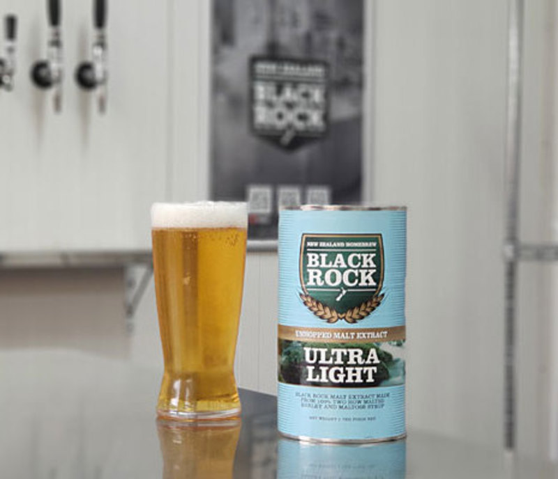Black Rock Ultralight Liquid Malt Unhopped 1.7kg