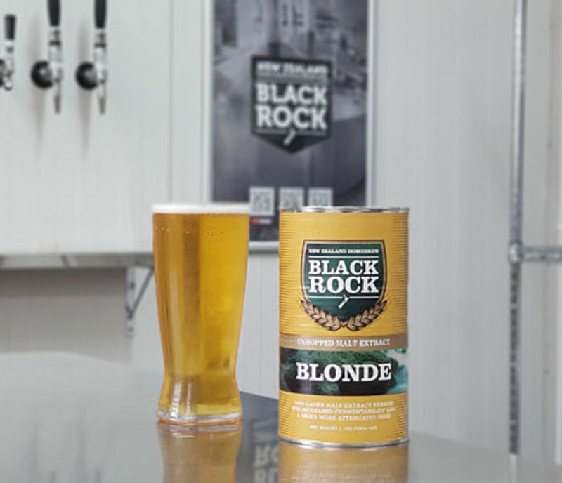Black Rock Blonde Liquid Malt Unhopped 1.7kg