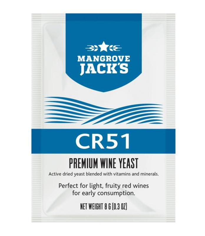 CR51 White Wine Yeast