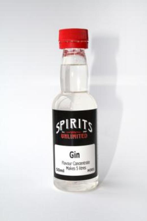 Spirits Unlimited Gin