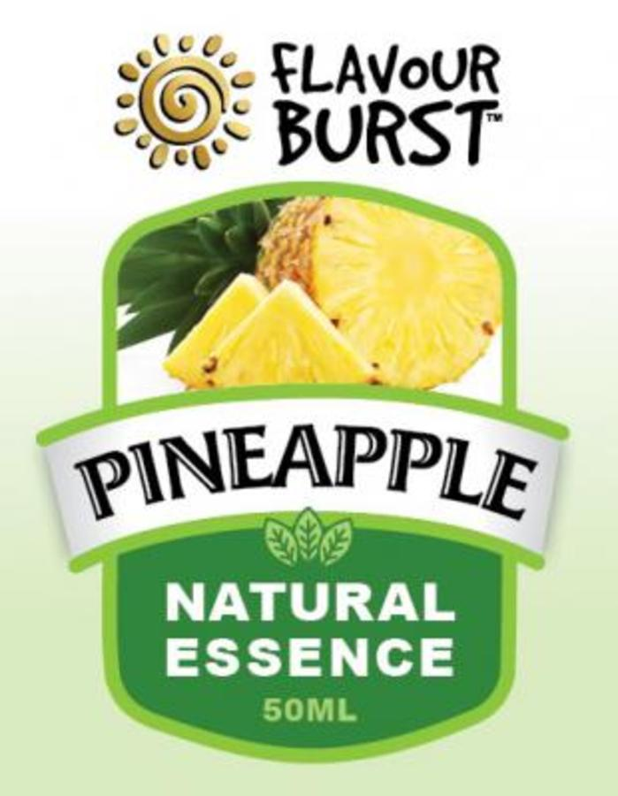 Natural Pineapple 50ml