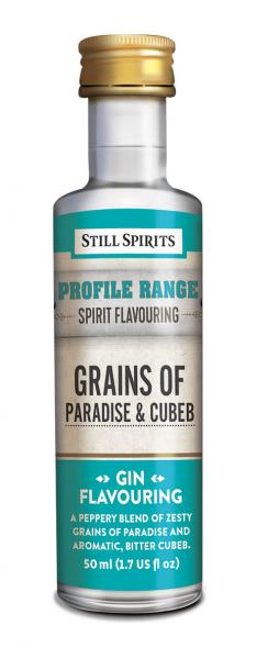 SS Profiles Gin - Grains of Paradise and Cubeb