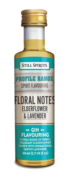 SS Profiles Gin - Floral Notes