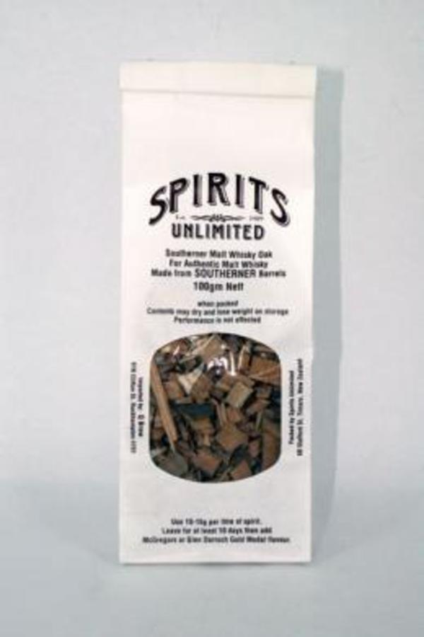 Southerner Whiskey Chips 100g