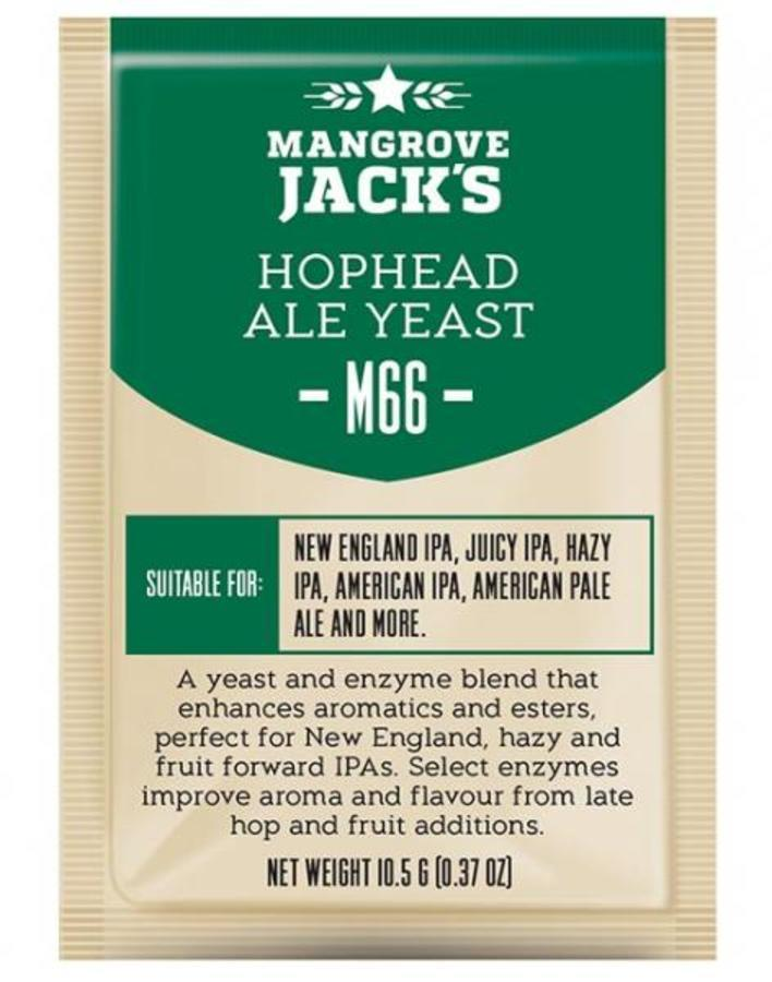 Craft Series M66 Hophead Ale yeast 11g